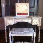 Vanity painted by A to Z Custom Creations