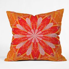 $69'apiece, need 3.  Argyropoulos Bella 1 Outdoor Throw Pillow | DENY Designs Home Accessories