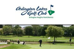 $25 for 18 Holes with Cart and Lunch at Arlington Lakes #Golf Club in Arlington Heights, #Illinois.