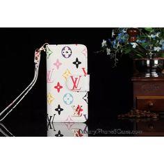 a57ef958154289 Outlet Factory Real Louis Vuitton iPhone 6 / 6 Plus Leather Wallet Cases -  Pop Culture