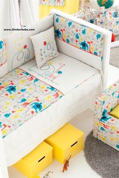 C mo decorar la casa textil habitacion infantil - Textil habitacion infantil ...