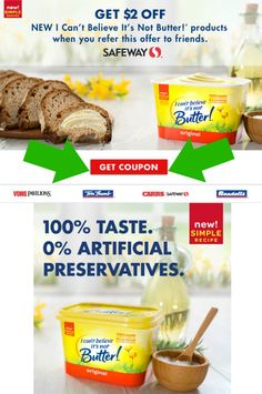 Your favorite food to spread I Can't Believe It's Not Butter!® on? Mine is English Muffins hot from the toaster!  Print this high-value $2.00 COUPON http://freebies4mom.com/timetobelieve  timetobelieve sponsored
