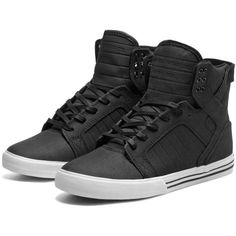 SUPRA Footwear ($125) ❤ liked on Polyvore featuring shoes, sneakers, supra, sapatos, supra footwear, lightweight sneakers, supra shoes, grey sneakers and mesh shoes