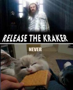 Release the Kraker!