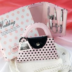 Purse Zinc Alloy Manicure Kit (051009897)