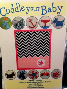 Cuddle Your Baby Pattern