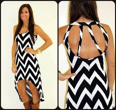 Chevron Hi Low :)