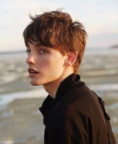 Russian boy. He looks very cute 