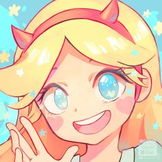 COMM: Star Butterfly by ToasterKiwi on DeviantArt