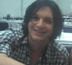 Brian Molko, gorgeous as always...