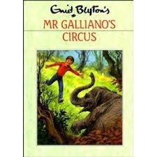 The Circus Collection by Enid Blyton is a series of three books following the adventures of Jimmy and Lotta, two children who are lucky enough to be part of Mr Galliano's famous Circus.