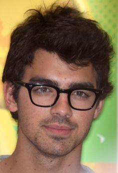 "Joe Jonas  I call these glasses "" The Joe Jonas"" - LOVE them!"