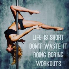 Learn How To Pole Dance From Home With Amber's Pole Dancing Course. Why Pay More For Pricy Pole Dance Schools? Pole Dancing Quotes, Dance Quotes, Pole Dance Fitness, Barre Fitness, Art Ballet, Ballet Barre, Les Memes, Pole Classes, Dance Memes