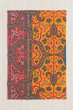 Urban Outfitters - Magical Thinking Frame Rug $69 - 4x6