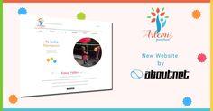 Η #aboutnet δημιούργησε το δυναμικό #site για το Σχολείο προσχολικής αγωγής Artemis που ανήκει στον γνωστό ηθοποιό Στηβ Ντούζο. Μπορείτε να το επισκεφθείτε στο www.artemispreschool.gr