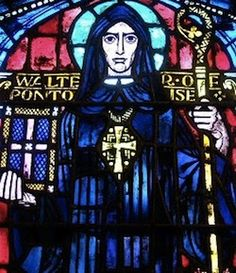 FaithND - St. Walter of Pontoise - Patron saint of those who suffer from job-related stress.