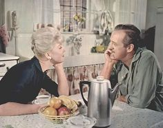Doris Day and David Niven