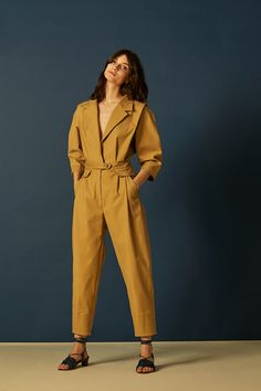 Sea Pre-Fall 2018 Fashion Show - Winter Fashion Autumn Fashion 2018, Fall Fashion Trends, Winter Trends, Rompers Women, Jumpsuits For Women, Winter Jumpsuits, Romper Outfit, Hipster Outfits, Lookbook