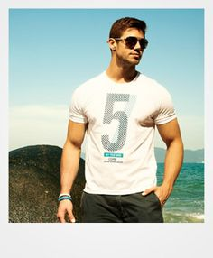 Look masculino! #lindo