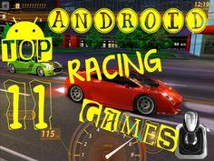 top-11-deadliest-android-racing-games by James Killen via Slideshare