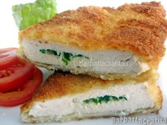 Pui Kiev (snitel piept) Cordon Bleu, Sandwiches, Chicken, Food, Roll Up Sandwiches, Meal, Essen, Hoods, Paninis