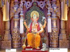 Lalbaugcha Ganesh Image 2008