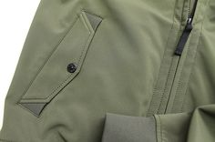 nice pocket detail, ties the cuff in Mens Fall, Apparel Design, Fashion Details, Work Wear, Sportswear, Winter Jackets, Menswear, Clothes, Stone Island