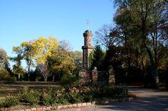 Der Friedrichsturm auf dem Kienberg