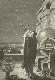 The observatory of Alexandria