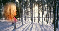 Stwórz swoją zimową pocztówkę!