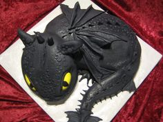 "Baby ""Toothless"" Dragon ( How to train your dragon)"