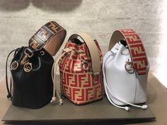 Only making buckets for this seasons fashion trends! #ig #instagram #label #luxury #style #stylist #fashion #highend #fendi #handbag…