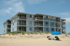 Kill Devil Hills Vacation Rental: Admirals View II Condo Unit 3E AV2-3E   Outer Banks Rentals