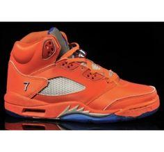timeless design 2da37 78d03 Nike Air Jordan Retro 5 V Orange Blue Jordan V, Air Jordan 5 Retro,