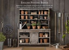 potting sheds pictures | potting shed - lean to color ideas