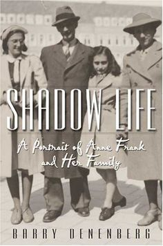 Shadow Life: A Portrait of Anne Frank and Her Family by Barry Denenberg http://www.amazon.com/dp/0439416787/ref=cm_sw_r_pi_dp_Wx9Xtb0644E47P18