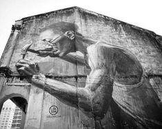 Captivating Murals in Malaysia – Fubiz Media
