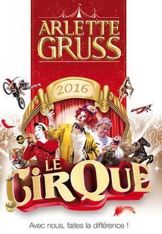 Approchez, et plongez dans cet univers hors du commun, empli de prouesses spectaculaires, réalisées par les meilleurs artistes de cirque en France ! #cirque #gruss #clown 2016