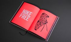 Nike Women's Training Brand Book / Golden | Design Graphique