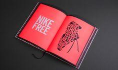 Nike Women's Training Brand Book / Golden   Design Graphique