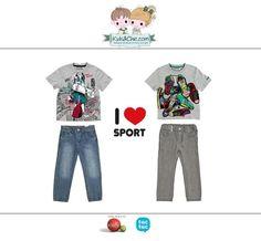 Casual look for boys from #Boboli and #TucTuc.  Discover now at: www.kidsandchic.com/boy  #boysclothing #boysfashion #kidsfashion #trendychildren #kidsclothing #shoppingbarcelona #modainfantil #ropainfantil #modaniño #ropaniño #compraonline #castelldefels #barcelona #tiendainfantil #shopthelook #casualstyle