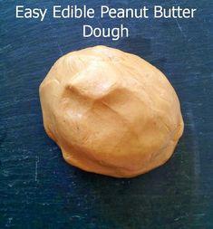 Edible Peanut Butter Dough