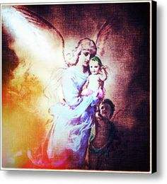 Angels Canvas Print / Canvas Art By Jessica Bell
