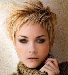 Pixies have redefined what haut-couture means, and with celebs on every corner opting to buzz off … Long Pixie, Pixie Cut, Short Hairstyles For Women, Pretty Hairstyles, Beautiful Haircuts, Ladies Hairstyles, Hairstyles 2016, Short Haircuts, Haircut Trends 2017