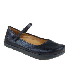 Another great find on #zulily! Black Solar 3 Leather Mary Jane #zulilyfinds