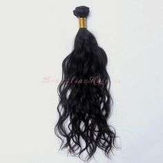 1PCS Brazilian 100 Human Hair Extensions Water Wave 100g/pcs