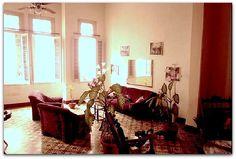 Vista del salón. Colonial, Vanity, Mirror, Furniture, Home Decor, Home, Havana, Dressing Tables, Powder Room
