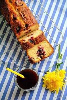 Ελαφρύ κέικ με βανίλιες