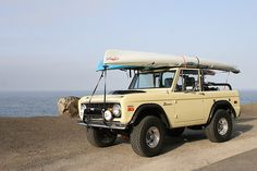 Ford Bronco... reminds me off my 94 rag top. Miss her!!