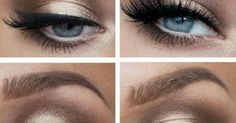 Top 10 Colors For Blue Eyes Makeup – Top Inspired